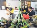 新加坡粽子花样多 网售粽子受当地年轻人热捧