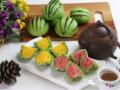 台湾中秋月饼现创意造型风潮
