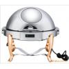 圆形自助餐炉